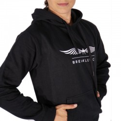 Breakletics Light Hoodie black